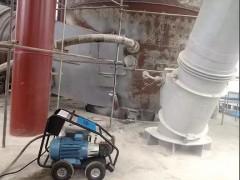 大理工地水泥厂专用超高压清洗机