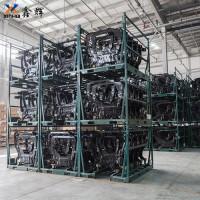 鑫輝定製生產銷售汽車零部件周轉料架廠家