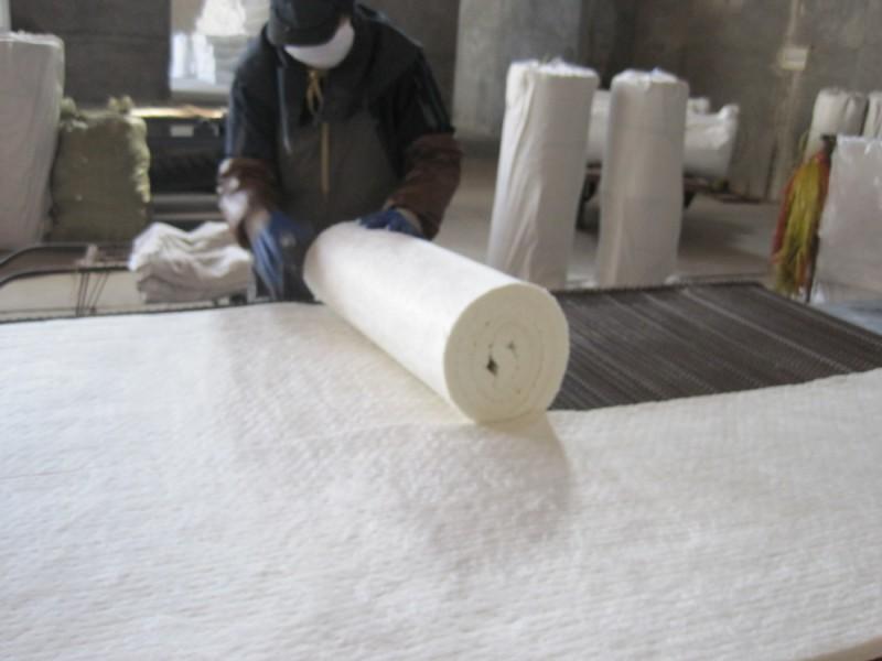 許昌陶瓷纖維毯硅酸鋁針刺毯生產服務為先