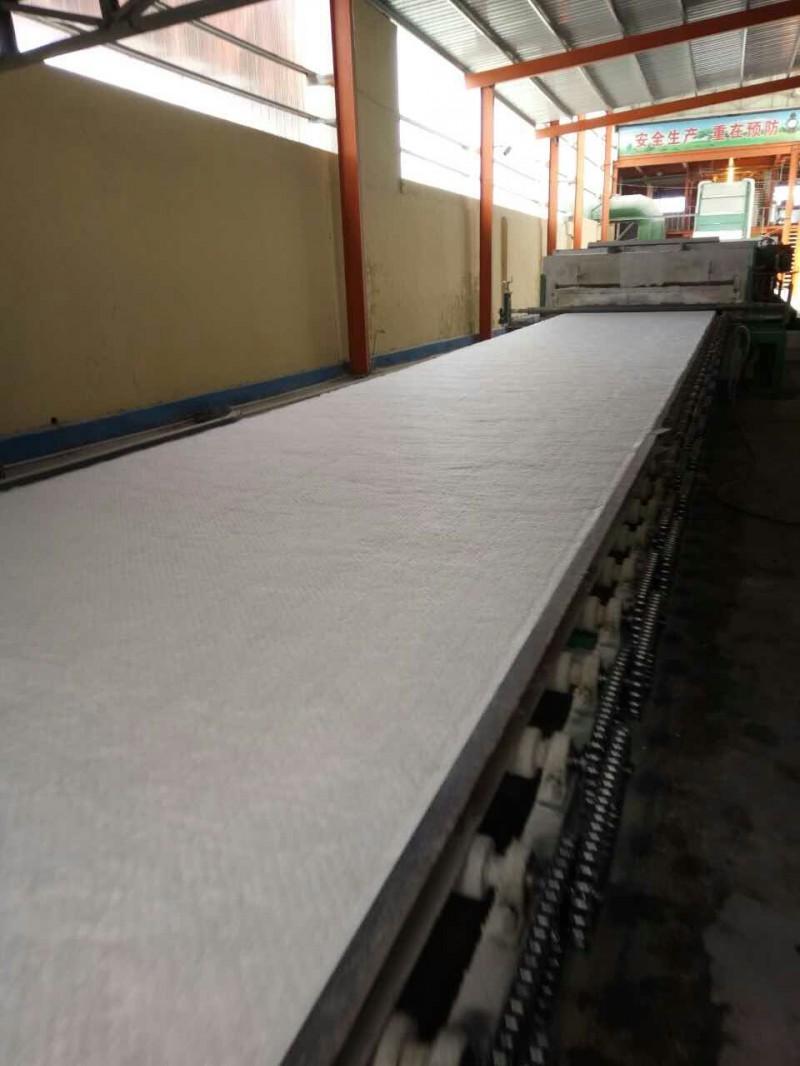 沈阳隔热硅酸铝针刺毯制造资质齐全