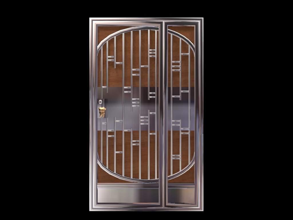 ... 不锈钢门图片,304不锈钢门,永康304不锈钢门价格,围墙